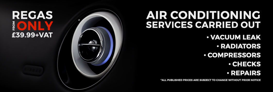 car air conditioning specialists North London