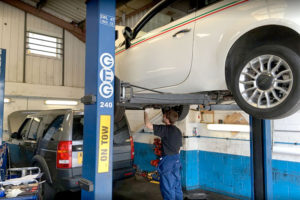 Local Independent Garage with good reviews