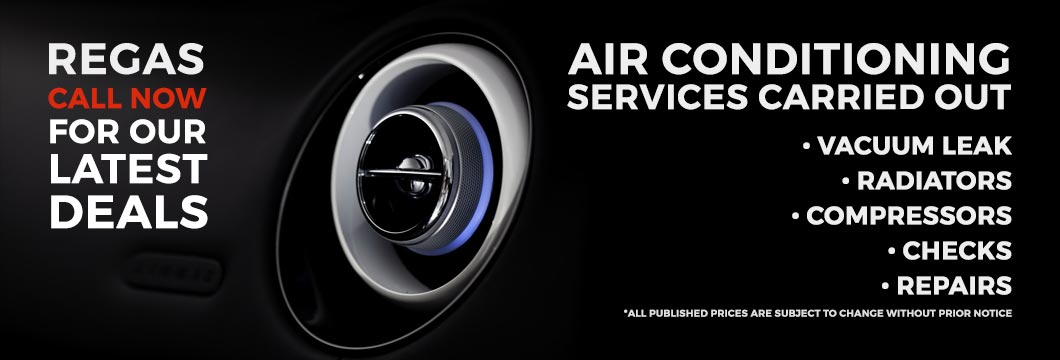 Aircon Servicing and Regas London